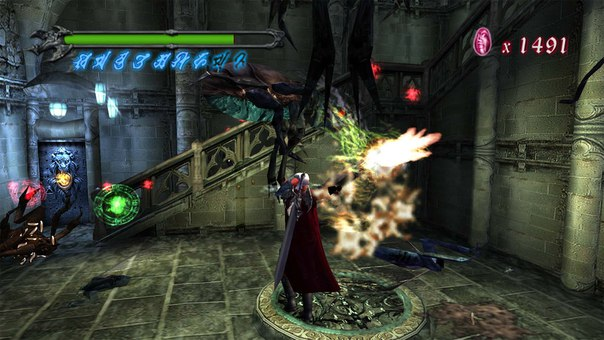 Скриншоты Devil May Cry HD Collection